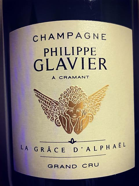Philippe Glavier La Grâce d'Alphaël(フィリップ・グラヴィエ ラ・グラス・ダルファエル)