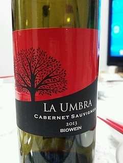 La Umbra Cabernet Sauvignon(ラ・アンブラ カベルネ・ソーヴィニヨン)