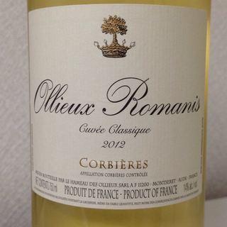 Ch. Ollieux Romanis Cuvée Classique Blanc
