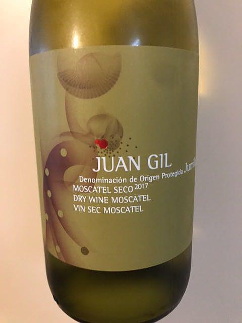 Juan Gil Moscatel Seco