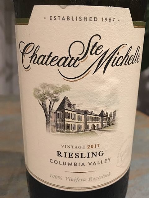 Ch. Ste. Michelle Riesling