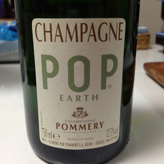 Pommery POP Earth