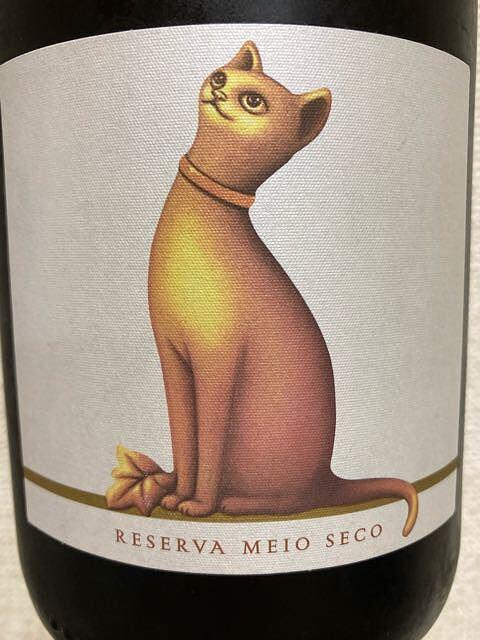 Gatão Vinho Espumante