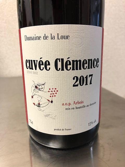 Dom. de la Loue Cuvée Clémence(ドメーヌ・ドゥ・ラ・ルー キュヴェ・クレマンス)