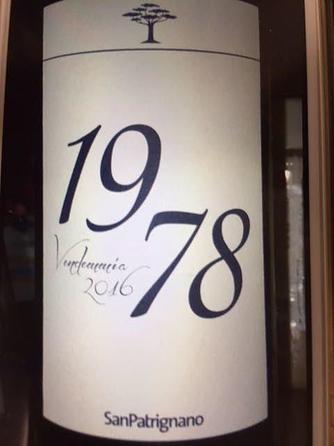San Patrignano 1978(サン・パトゥリニャーノ)