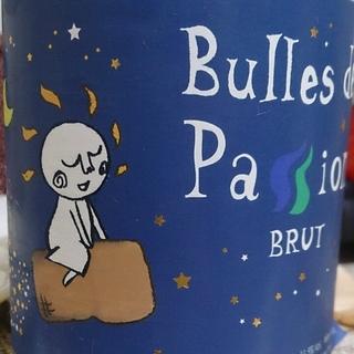 Bulles de Passion Brut