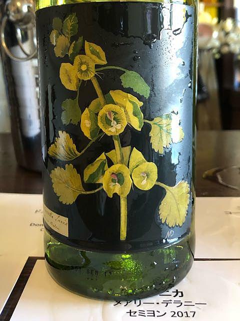 Botanica Mary Delany Collection Semillon(ボタニカ メアリー・デラニー セミヨン)