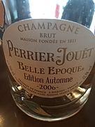ペリエ・ジュエ ベル・エポック エディション・オータム(2006)