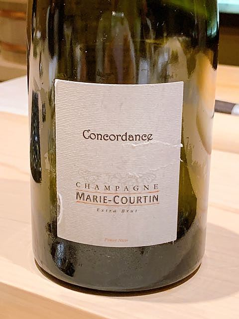 Marie Courtin Concordance Extra Brut