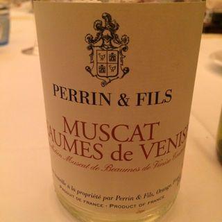 Famille Perrin Muscat Beaumes de Venise