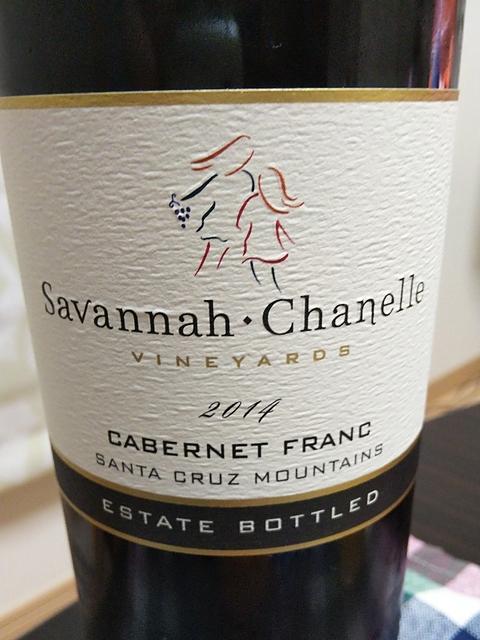 Savannah Chanelle Cabernet Franc(サバンナ・シャネル カベルネ・フラン)