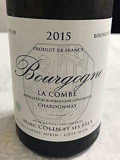 Marc Colin et ses Fils Bourgogne Chardonnay La Combe