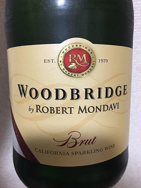 Woodbridge by Robert Mondavi Brut(ウッドブリッジ・バイ・ロバート・モンダヴィ ブリュット)