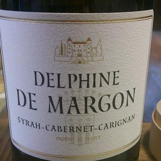 Delphine de Margon Syrah Cabernet Millésime