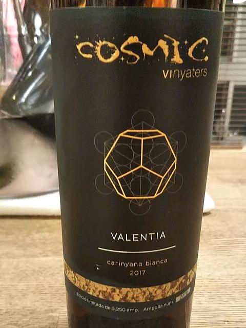 Còsmic Vinyaters Valentia Carinyana Blanca(コスミック・ヴィニャテーズ ヴァレンティアー カリニェナ・ブランカ)