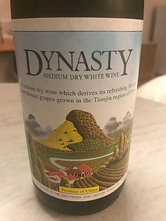 Dynasty Medium Dry White Wine(ダイナスティ ミディアム・ドライ ホワイト・ワイン)