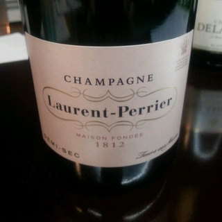 Laurent Perrier Demi Sec