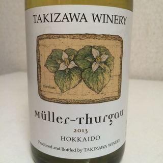 Takizawa Winery Müller Thurgau