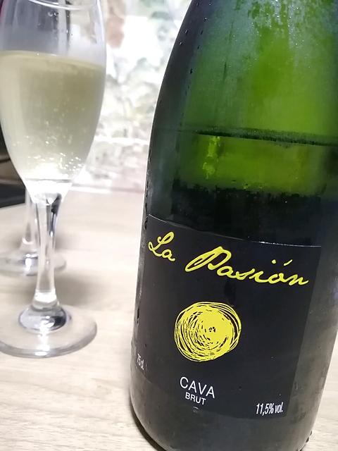 La Pasion Cava Brut(ラ・パシオン カヴァ ブリュット)