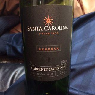 Santa Carolina Black Label Cabernet Sauvignon Reserva
