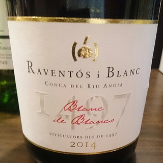 Raventós i Blanc Blanc de Blancs(ラベントス・イ・ブラン ブラン・ド・ブラン)