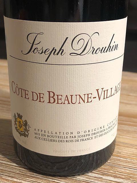 Joseph Drouhin Côte de Beaune Villages