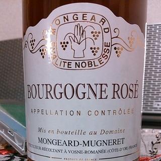 Mongeard Mugneret Bourgogne Rosé