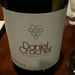 Daniel Crochet Sancerre Rouge