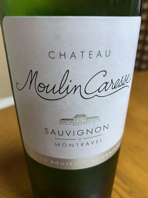 Ch. Moulin Caresse Montravel Sauvignon(シャトー・ムーラン・カレッス モンラヴェル ソーヴィニヨン)