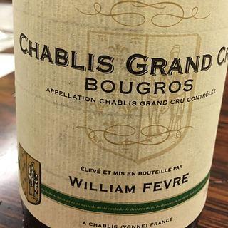 William Fèvre Chablis Grand Cru Bougros
