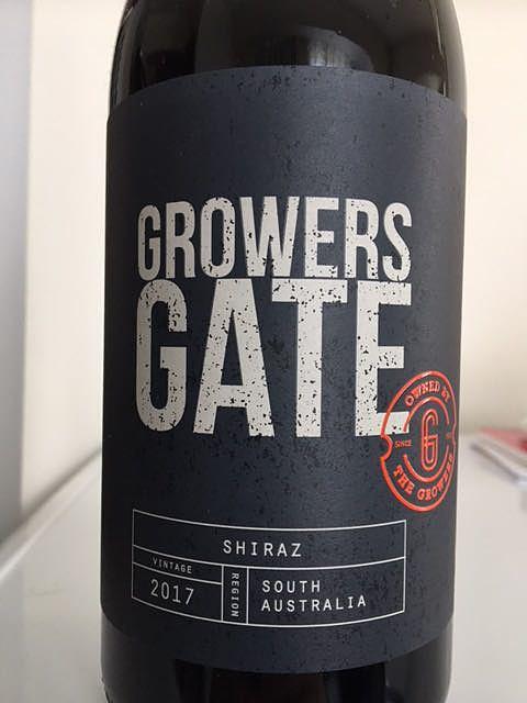 Growers Gate Shiraz(グロワーズ・ゲート シラーズ)