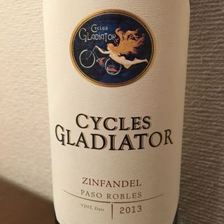 Cycles Gladiator Paso Robles Zinfandel(サイクルズ・グラディエーター パソ・ロブレス ジンファンデル)