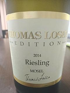 Thomas Losen Edition Riesling