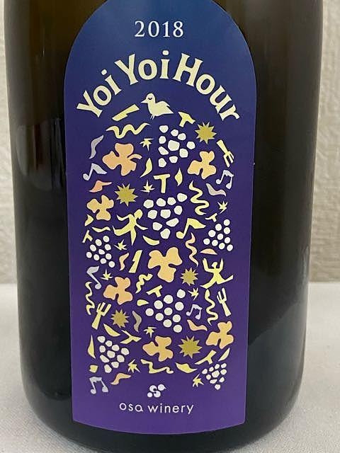 OSA Winery Yoi Yoi Hour(オサワイナリー ヨイヨイブアワー)