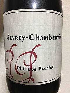 Philippe Pacalet Gevrey Chambertin