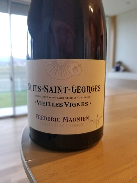 Frédéric Magnien Nuits Saint Georges Vieilles Vignes
