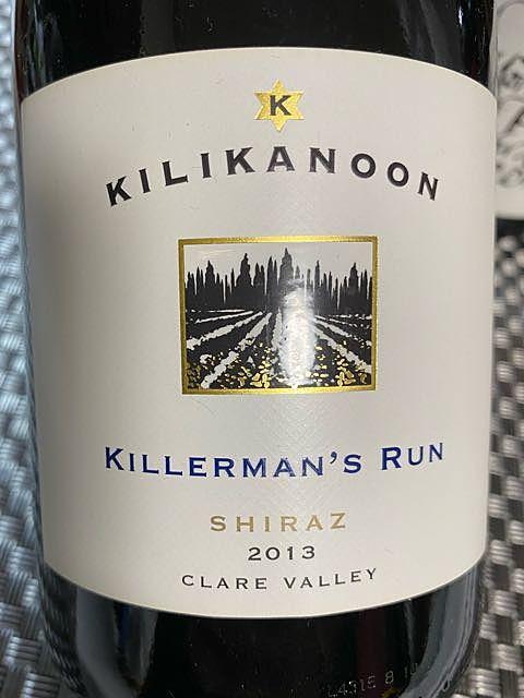 Kilikanoon Killerman's Run Shiraz
