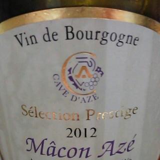 La Cave d'Azé Mâcon Azé Sélection Prestige
