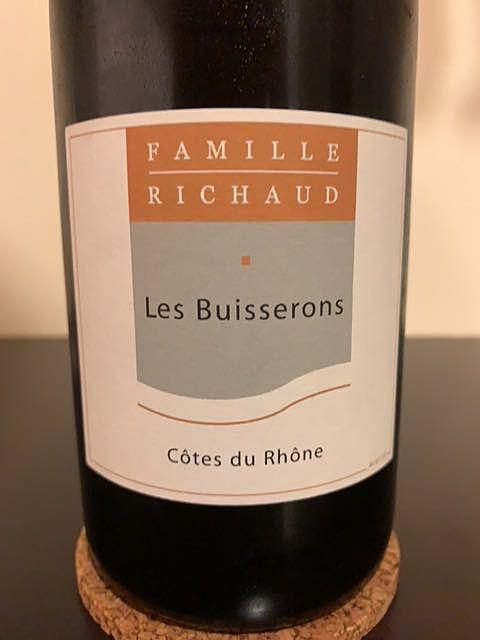 Famille Richaud Les Buisserons
