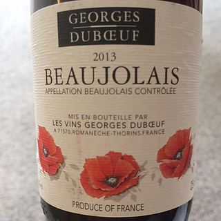 Georges Duboeuf Beaujolais