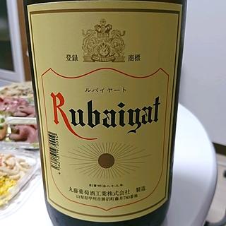 丸藤葡萄酒 Rubaiyat Red