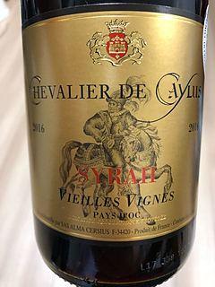 Chevalier de Caylus Syrah Vieilles Vignes