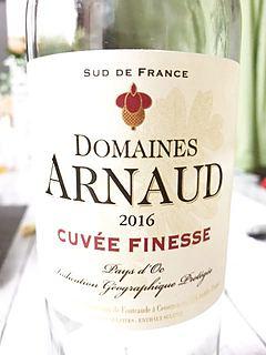 Dom. Arnaud Cuvée Finesse Rosé(ドメーヌ・アルノー キュヴェ・フィネス ロゼ)