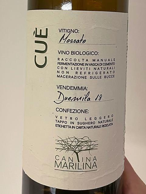 Cantina Marilina Cuè