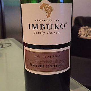 Imbuko Iswithi Pinotage