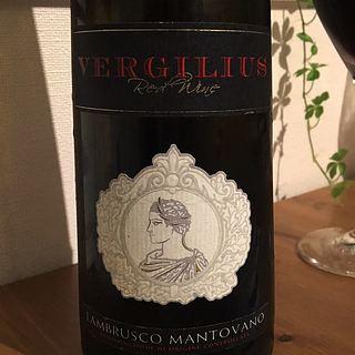 Virgili Lambrusco Mantovano(ヴィルジリ ランブルスコ・マントヴァーノ)