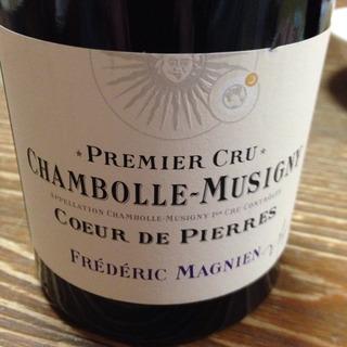 Frédéric Magnien Chambolle Musigny 1er Cru Coeur de Pierres