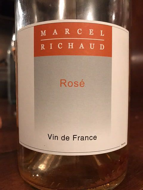 Marcel Richaud Vin de France Rosé