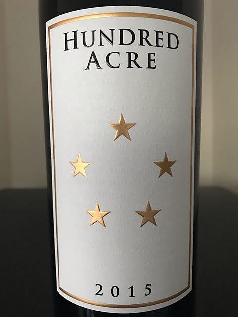Hundred Acre Kayli Morgan Vineyard Cabernet Sauvignon