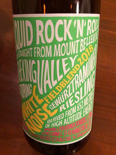 Liquid Rock'n'Roll White Noise(リキッド・ロックンロール ホワイト・ノイズ)